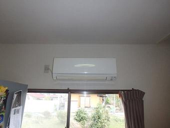 一般家庭空調設備工事